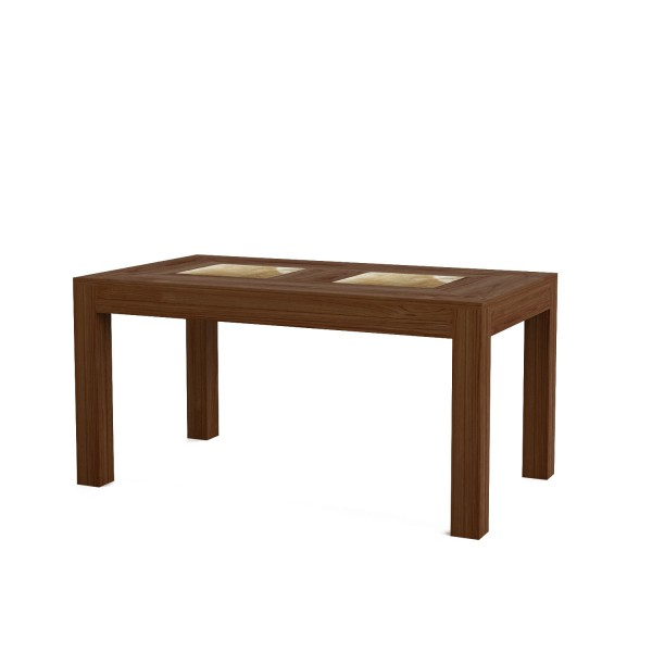 STONE DINING TABLE 160